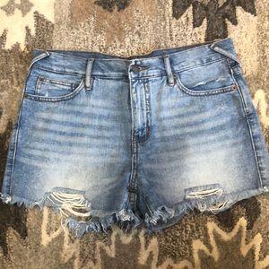 Free People jean shorts!!